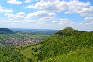 2017 Wanderung Burg Hohenneuffen