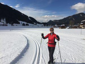 Langlaufen im Tannheimer Tal