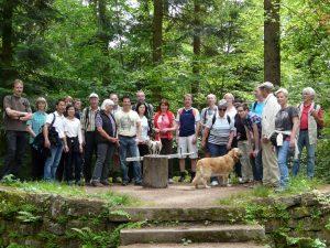 Genuss auf dem Wald Wasser Wiesenpfad in Calw
