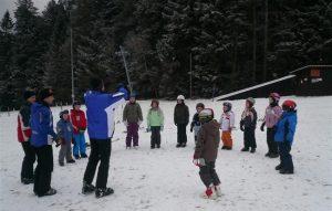 Kinderskikurs 2010