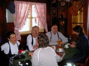 Langlaufen Martinskapelle 2009